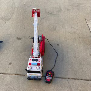 Remote Control Fire Tryck for Sale in Downey, CA