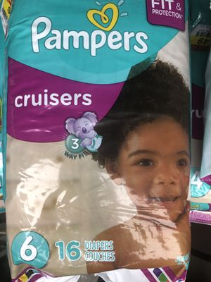 Pampers & Huggies Diapers for Sale in Seattle, WA