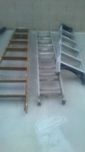 4 different ladders for Sale in Las Vegas, NV