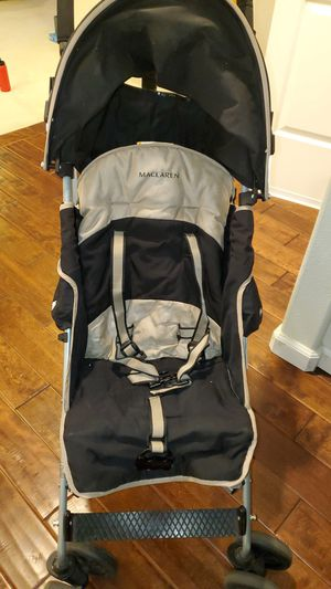 Maclaren toddler stroller for Sale in Vancouver, WA