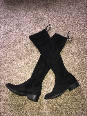 Thigh high boots for Sale in West Valley City, UT
