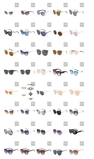 Sunglasses 42 pairs, $7.00 each pair for Sale in Hillsboro, OR