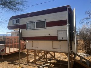 1974 Six PAC Truck Camper for Sale in Goodyear, AZ