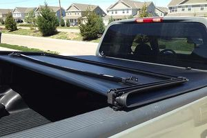 Tonneau cover for Nissan Titan for Sale in West Mifflin, PA