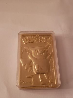 1999 pokemon Pikachu Nintendo for Sale in Providence, RI