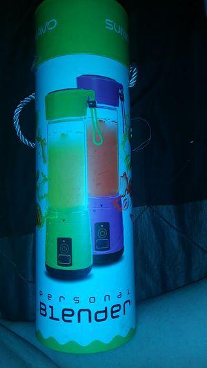Purple personal blender. Sunavo for Sale in Winston-Salem, NC