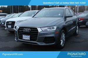 2017 Audi Q3 for Sale in EVERETT, WA