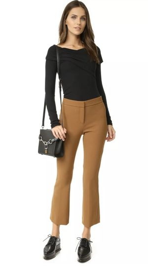 Brand New NWT $314 THEORY 4 Wool Cropped Work Dress Pants Trousers Women's Ladies Clothing for Sale in Brooklyn, NY