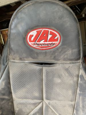 2 JAZ Racing seats and seat covers for Sale in Newburgh, IN