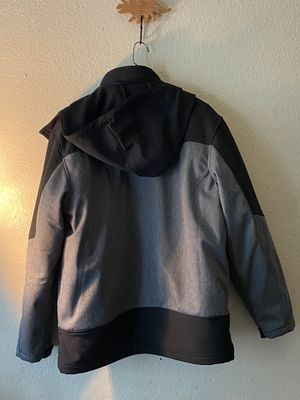 Super cozy raincoat I'm selling. My dad gave it to me when we went to the snow but it's a little too big for me and I'm a size medium for Sale in Vacaville, CA