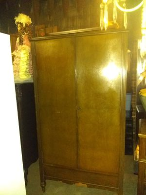 Antique Walnut wardrobe for Sale in Cleveland, OH