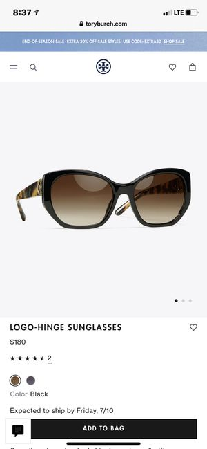 Tory Burch sunglasses for Sale in Fresno, CA