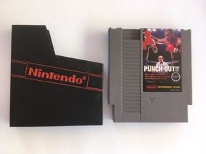 Mike Tyson's punchout for nes for Sale in Chino, CA