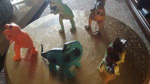 GREENBRIER INT. LOT OF 5 Action Figures Toys for Sale in US