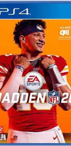 Madden 20 ps4 for Sale in Fitzgerald, GA