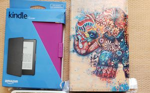 Tablet cases - Amazon Fire 7 & Kindle for Sale in Nashville, TN