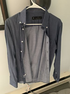 Blue dress shirt for Sale in Scarsdale, NY