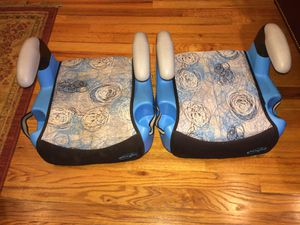 2 Evenflo Booster Car Seats for Sale in Queens, NY