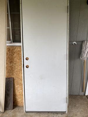 Steel door for Sale in Madera, CA