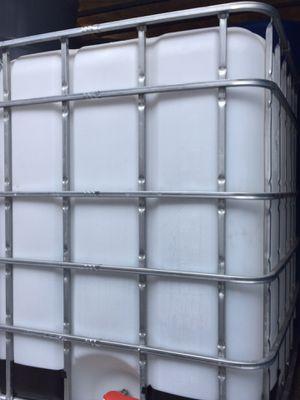 275 Gallon Container for Sale in Grosse Pointe Park, MI