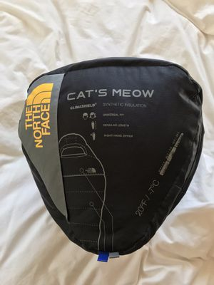 The North Face Women's Cat's Meow 20 Degree Sleeping Bag for Sale in Los Angeles, CA