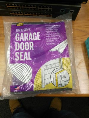 MD Garage door seal Brand New top & sides for Sale in Anderson, IN