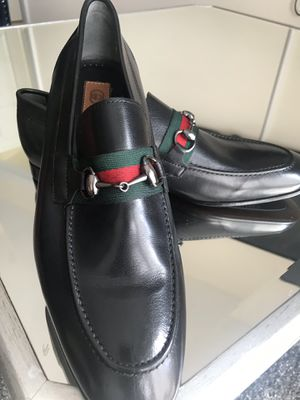Leather Gucci shoe size 11 for Sale in Takoma Park, MD