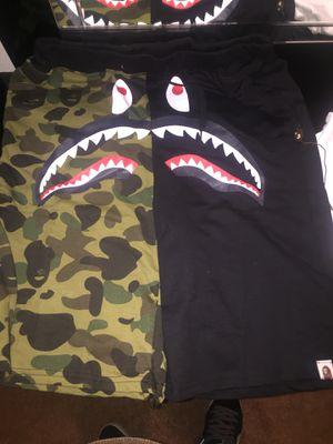 Bape shorts for Sale in Penn Hills, PA