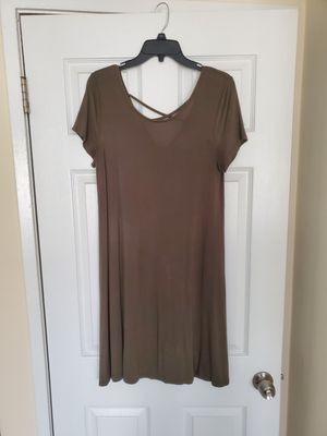 Green dress for Sale in Gaithersburg, MD