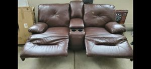 leather Recliner sofa for Sale in Lewis Center, OH