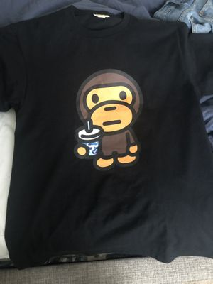 Bape Baby Milo Juice tee sz xlarge for Sale in Oxon Hill, MD