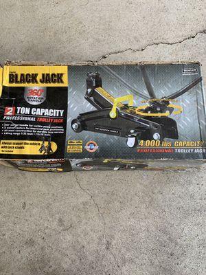 Black jack car jack for Sale in Montgomery, AL