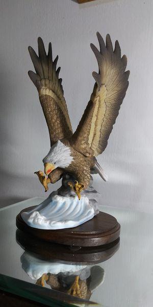 Fine Porcelain Collectible Eagle Sculpture/Figurine for Sale in Chicago, IL