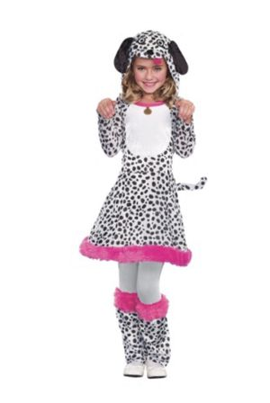 Costume! Dalmatian girls XL for Sale in Indianapolis, IN
