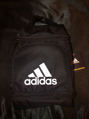 Adidas Insulated Lunch Bag (Black) for Sale in HUNTINGTN BCH, CA