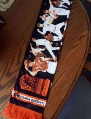 Fresno Grizzlies Baseball Players Scarf for Sale in Fresno, CA