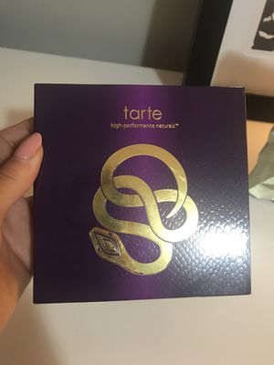 BRAND NEW/NEVER USED TARTE COSMETICS RAINFOREST AFTER DARK MAKEUP PALETTE for Sale in Silver Spring, MD