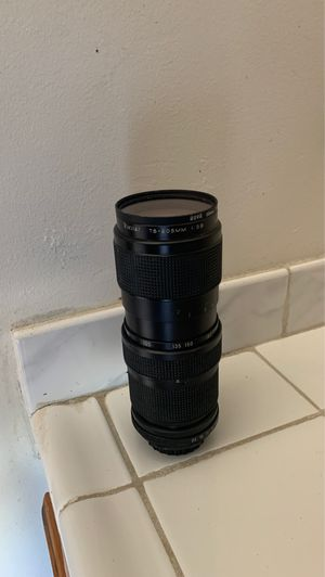 Camera lens for Sale in Palmdale, CA