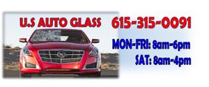 U.S auto glass {contact info removed} for Sale in Nashville, TN