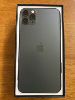 FIRM PRICE iPhone 11 Pro Max 256 gb Factory Unlocked for Sale in San Leandro, CA