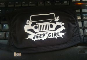 Jeep girl face mask for Sale in York, PA
