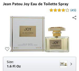 Joy Jean Patou Eau De Toilette for Sale in Glendale, AZ
