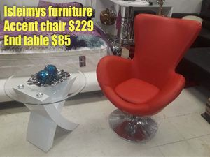 Accent chair for Sale in Hialeah, FL