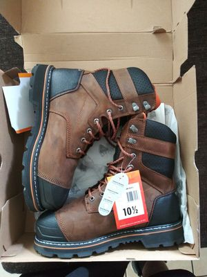 Survivors Work Boots Steel Toe (New with tags) for Sale in Bakersfield, CA