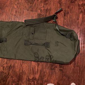 Duffle Bag/ Military Bag/ Bag for Sale in Dana Point, CA
