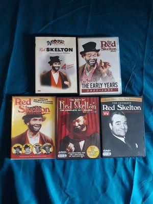 Red Skelton DVDs for Sale in Carmi, IL