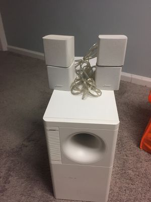 Bose Acoustimass 5 series 3 for Sale in Trenton, NJ