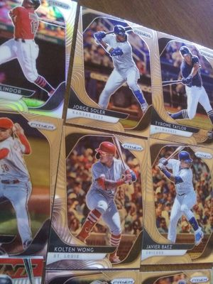 42 Panini Prizm cards for Sale in Hardeeville, SC