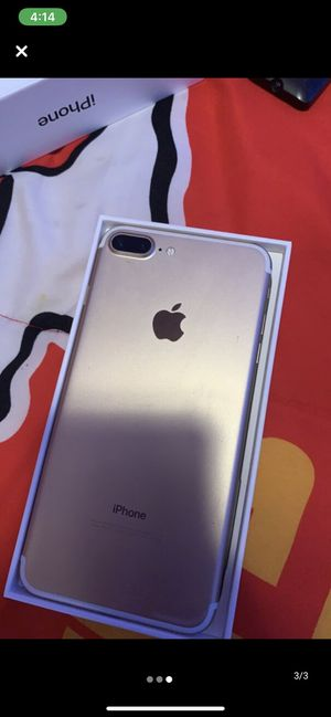 iPhone 7 Plus (Gold) for Sale in Kansas City, MO