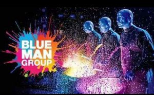 Blue man group *Great Seats for Sale in Las Vegas, NV